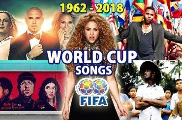 NHỮNG BÀI HÁT WORLD CUP HAY NHẤT TRONG LỊCH SỬ
