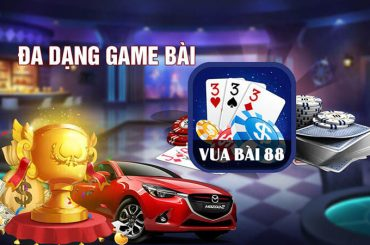 VUA BÀI 88 - ÔNG HOÀNG TRONG SÂN CHƠI GAME BÀI ĐỔI THƯỞNG