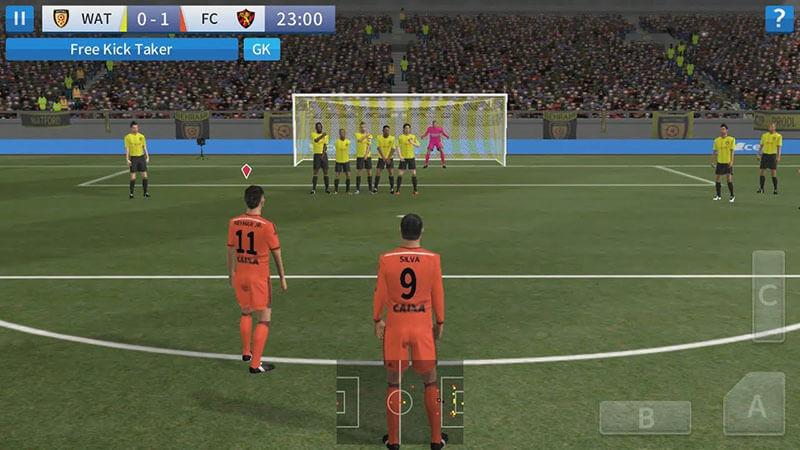 huong dan choi dream league soccer