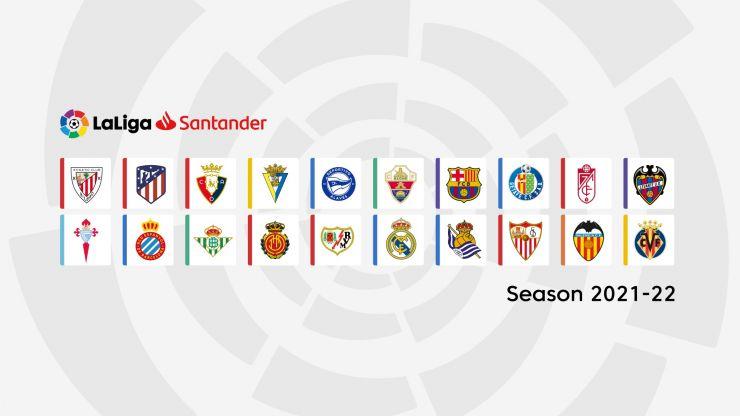 la liga 2021 2022